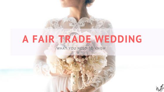Fair-Trade Wedding